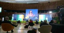 Umweltberatung auf dem ICCA-Kongress in Luxemburg